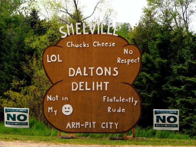 """""""Smelville"""" Chuck's Cheese - LOL - No Respect - Daltons Deliht - Not in My Face - Flatulently Rude - Arm Pit City"""